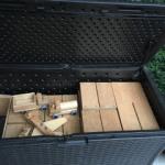 bin of blocks