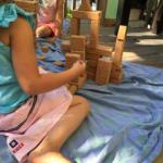 building wiht blocks